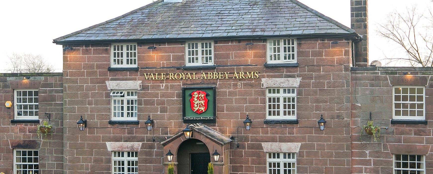 Pub Food Vale Royal